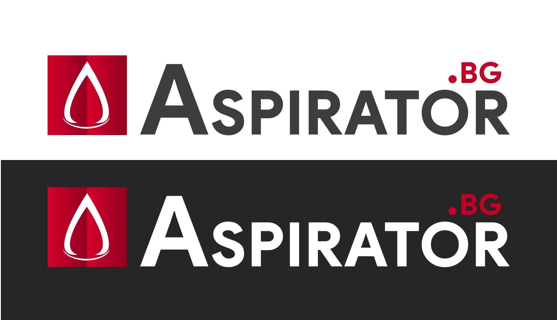 Лого дизайн за Aspirator.bg